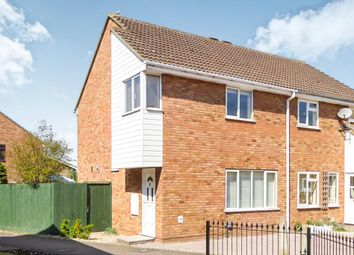 Thumbnail 3 bed semi-detached house to rent in Hitchin Street, Biggleswade