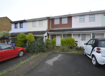 Thumbnail 2 bed terraced house for sale in Embassy Close, Gillingham
