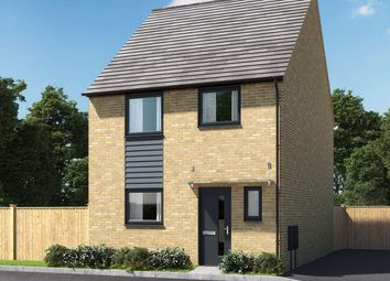 "Thumbnail 3 bed semi-detached house for sale in ""The Eveleigh"" at Thorn Road, Houghton Regis, Dunstable"