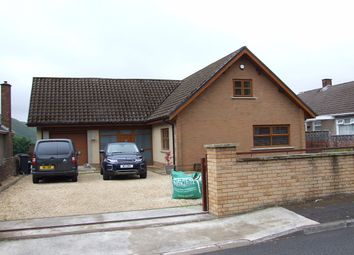 Thumbnail 4 bed bungalow for sale in The Avenue, Cwmavon, Port Talbot