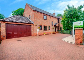 Thumbnail 5 bed detached house for sale in Washdyke Lane, Leasingham, Sleaford