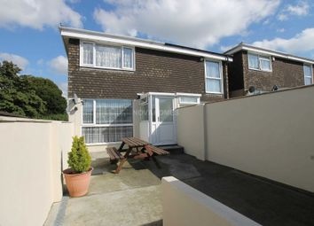 Thumbnail 2 bed semi-detached house for sale in Downfield Drive, Plymouth
