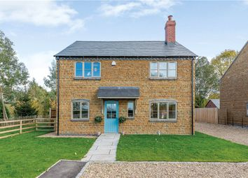 Thumbnail 4 bed detached house for sale in Oxhill Road, Tysoe, Warwick, Warwickshire