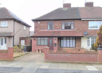 Thumbnail 4 bed semi-detached house for sale in Marl Road, Bootle