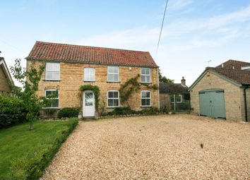 Thumbnail 4 bedroom property for sale in Main Road, Tallington, Stamford