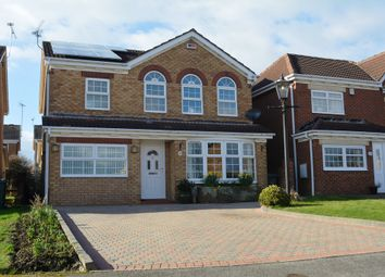 Thumbnail 4 bed detached house for sale in Westminster Close, Bramley