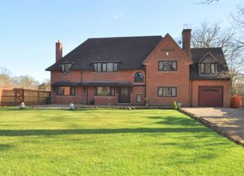 Thumbnail 6 bed detached house for sale in Linthurst Road, Blackwell, Bromsgrove