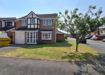 Thumbnail Detached house to rent in Dewberry Drive, Walsall