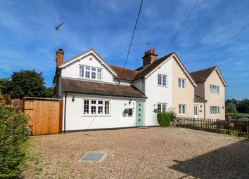 Thumbnail 3 bed semi-detached house for sale in South Street, Great Waltham, Chelmsford