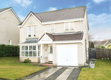 Thumbnail 4 bed detached house for sale in Montgomery Crescent, Dunblane