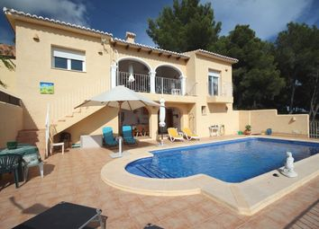 Thumbnail 4 bed villa for sale in Teulada, Costa Blanca, Spain