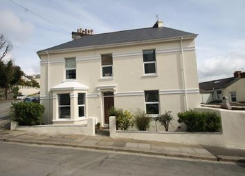 Thumbnail 4 bedroom end terrace house for sale in Park Road, Mannamead, Plymouth
