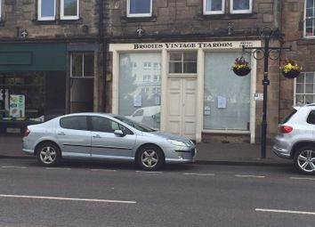 Thumbnail Retail premises to let in 121 High Street, Linlithgow