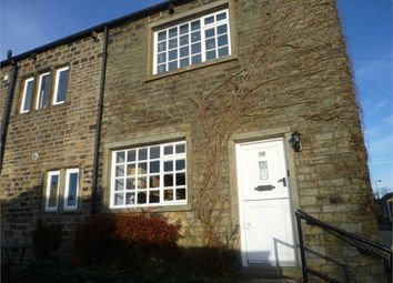 Thumbnail 2 bed cottage to rent in Slant Gate, Highburton, Huddersfield, West Yorkshire