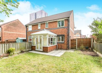 Thumbnail 2 bed semi-detached house to rent in Coconut Grove, Salford