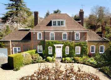 Thumbnail 6 bed detached house for sale in Bull Lane, Chalfont St Peter, Gerrards Cross, Buckinghamshire