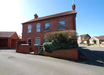 Thumbnail 2 bed semi-detached house for sale in Brewster Lane, Wainfleet, Skegness