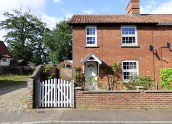 Thumbnail 2 bedroom cottage to rent in Hall Lane, Long Stratton, Norwich