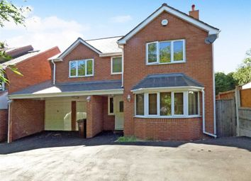 Thumbnail 4 bedroom detached house for sale in Coton Road, Wolverhampton