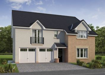 Thumbnail 4 bedroom detached house for sale in One Dalhousie, Bonnyrigg