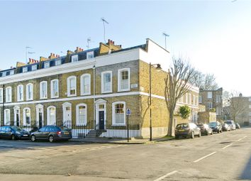 Thumbnail 3 bedroom terraced house for sale in Rydon Street, Islington