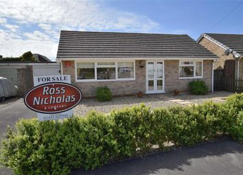 Thumbnail 2 bedroom detached bungalow for sale in Connaught Close, Barton On Sea, New Milton