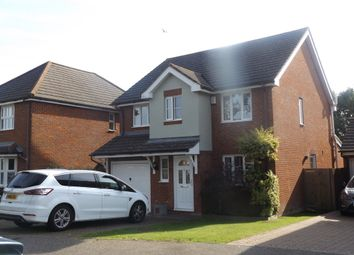Thumbnail 4 bed detached house to rent in Constantine Road, Kingsnorth, Ashford