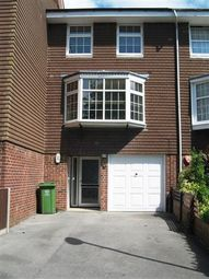 Thumbnail 4 bed town house to rent in Dorking Crescent, Cosham, Portsmouth, Hampshire