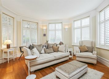 Thumbnail 2 bed flat to rent in Rusthall Mansions, South Parade, Chiswick