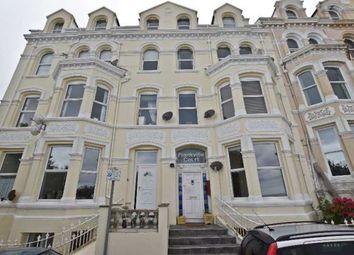 Thumbnail 2 bed flat for sale in Woodville Terrace, Douglas