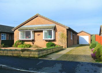 Thumbnail 3 bed detached bungalow for sale in Cedar Drive, Bourne, Lincolnshire