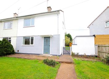 Thumbnail 2 bed semi-detached house for sale in Elsworthy Walk, Leicester