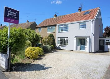 Thumbnail 3 bed semi-detached house for sale in Windsor Close, Beverley