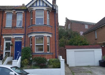 Thumbnail 2 bed semi-detached house for sale in Beaconsfield Road, Hastings