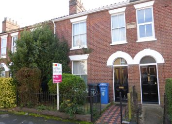 Thumbnail 3 bed property to rent in Hanover Road, Norwich, Norfolk
