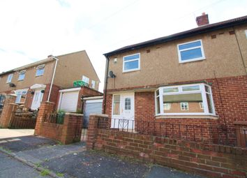 Thumbnail 3 bed semi-detached house to rent in Petersfield Road, Sunderland
