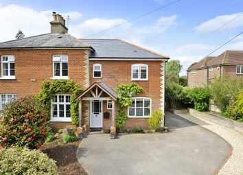 Thumbnail 4 bed semi-detached house to rent in Stonards Brow, Shamley Green, Guildford