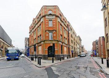 Thumbnail 3 bed flat to rent in Globe House, Crucifix Lane, London