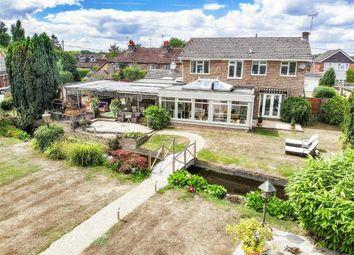 Thumbnail 4 bed detached house for sale in Bells Lane, Horton, Berkshire