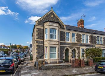Thumbnail 2 bed flat for sale in Gileston Road, Pontcanna, Cardiff