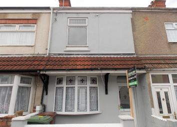 Thumbnail 3 bed terraced house to rent in Montague, Street, Cleethorpes