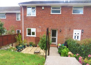 Thumbnail 3 bed terraced house for sale in Hallerton Close, Leigham, Plymouth