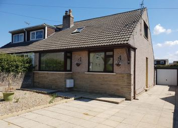 Thumbnail 4 bed bungalow for sale in Sykelands Avenue, Halton, Lancaster