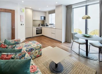 Thumbnail 1 bed flat to rent in Cheval Place, London