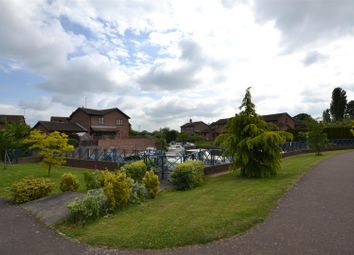 Thumbnail 4 bedroom detached house for sale in Riverside Mead, Peterborough