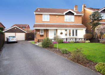 Thumbnail 4 bed property for sale in Wychwood Drive, Trowell, Nottingham