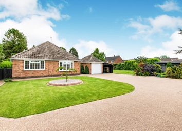 Thumbnail 4 bed detached bungalow for sale in Witham Avenue, Tattershall Road, Boston