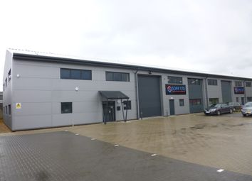 Thumbnail Light industrial to let in Unit 9B Nuffield Road, St Ives, Cambridgeshire