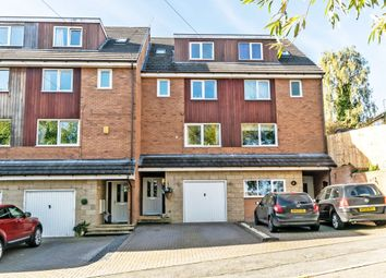 Thumbnail 4 bed terraced house to rent in Quay Side, Frodsham