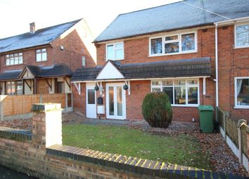 Thumbnail 3 bedroom semi-detached house for sale in Ashmore Avenue, Wednesfield, Wolverhampton